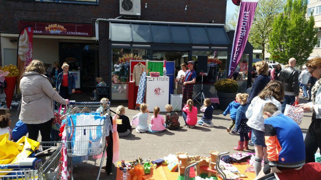 Kleedjesmarkt de Ellekoot | JIJ - Organisatiebureau Veenendaal